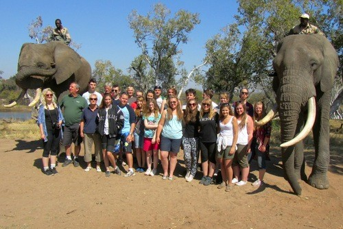 Biology trip to Zambia