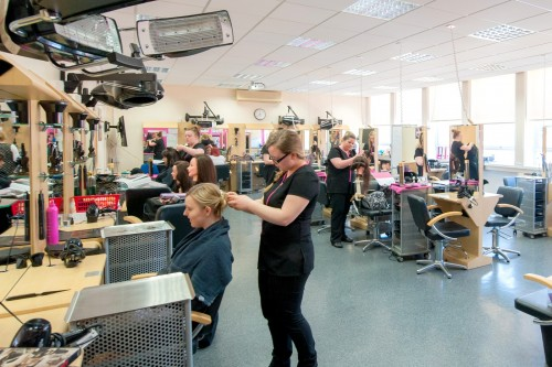 For the community hair beauty salons strode college for Academy beauty salon