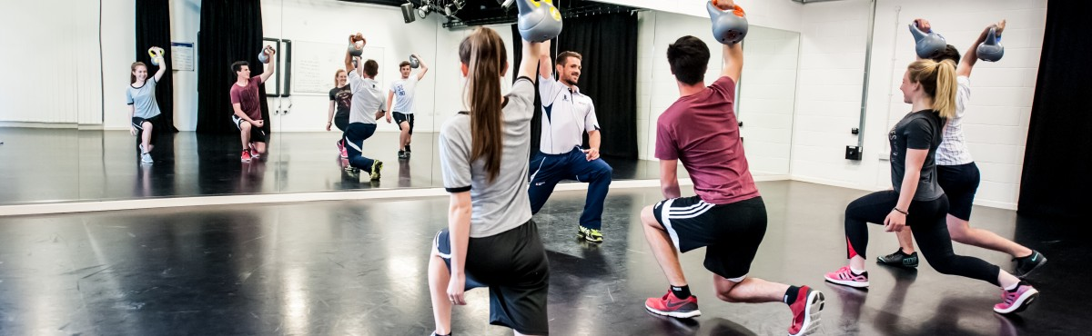 level 2 certificate in fitness instructing gym