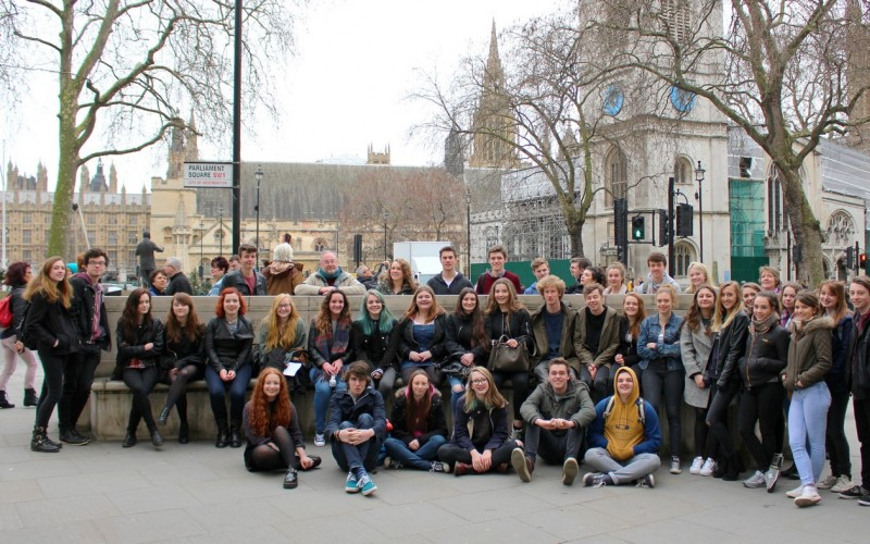 Government and Politics and Law trip to London