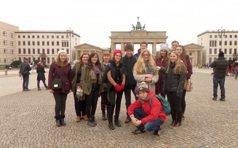 Music and German students in Berlin